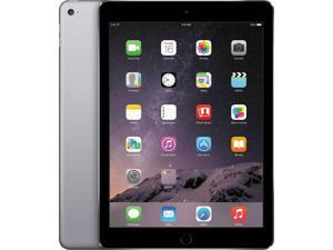 Apple iPad Air 2, 64GB, Wi-Fi, A1566 MGKL2LL/A Space Gray