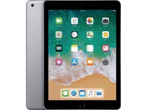 "Apple iPad 9.7"" 5th Gen 32GB MP2F2LL/A A1822 (Wi-Fi) Black/Space Gray"