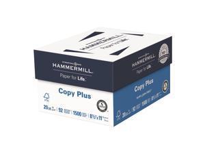Hammermill Copy Plus 8.5 x 11 Copy Paper, 20 lbs. 105040