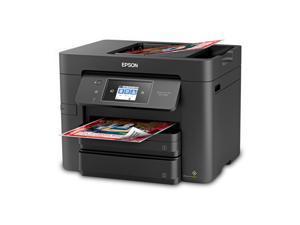 Epson® WorkForce® Pro WF-3730 Wireless Color Inkjet All-In-One Printer, Copier, Scanner, Fax