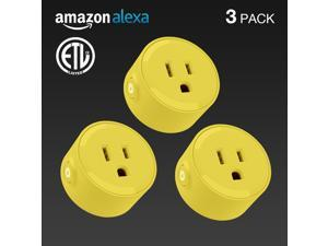 Wemo Mini Smart Plug (F7C063), Wi-Fi Enabled, Works with Amazon Alexa -  Newegg com