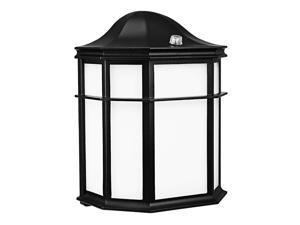 LEONLITE Dusk to Dawn LED Outdoor Wall Light, 14W 1050lm Wall Mount Light with Photocell, 5000K Daylight