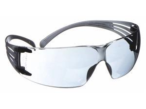 3M SF202AF Securefit™ Safety Glasses With Gray Frame And Gray Anti-Fog Lens