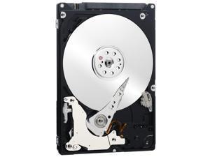 """Western Digital WD Black WD5000LPLX 500 GB SATA 6Gb/s 2.5"""" Internal Hard Drive - 7200 rpm - 32 MB Buffer - Portable - Bulk Bare Drive"""