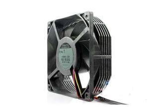 Square Cooler of Panaflo 12038 FBL12G12L with 12V 0.24A 3-Wires For Panasonnic TC-60L10D TC-50L10D 4F25AD-2CS Cooling Fan