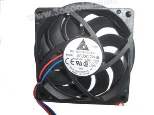 Cooler Fan for SF80 ASF8014101 12V 185mA 80mm 3Wire Square Cooling Fan