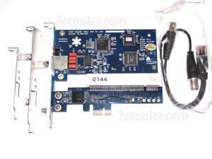 TE110 PCI express interface Single T1/E1 port voip Asterisk Card / ISDN PRI digital card for PBX,TE122 TE110
