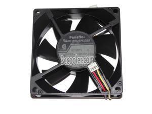 Panaflo 8025 80*25mm FBA08A24L 24V 0.09A 3 Wires 3 Pins Case fan 8CM inverter server cooler