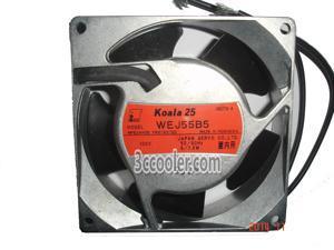 Servo 9225 92*25mm WEJ55B5 AC 100V 9/7.5W 2 Wires metal frame Case fan 9CM cabinet ups cooler