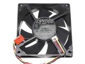 Panaflo 8025 80*25mm FBA08A12U 12V 0.36A 3 Wires 3 Pins Case fan 8CM inverter server cooler