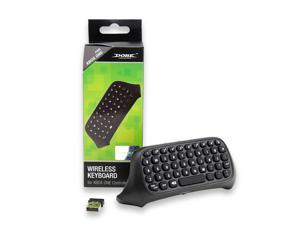 New 2.4G Mini Wireless Chatpad Message Keyboard for Xbox One Controller - Black (Althemax)