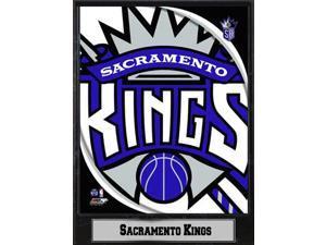 9x12 Logo Plaque - Sacramento Kings