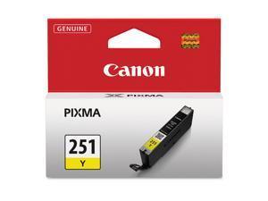 Canon CLI-251 Ink ,INKCART,CLI-251,YL