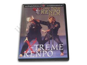 X-Treme Kenpo Karate DVD by Larry Tatum -VD6086A