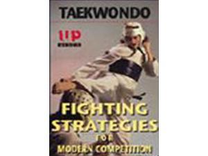 Taekwondo Fighting Strategies Modern Competition Sparring DVD Dana Hee karate -VD5016A