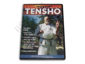 Chuck Merriman Goju Karate Tensho DVD -VD6786A