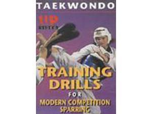 Taekwondo Training Drills Modern Competition Sparring DVD Dana Hee korean karate -VD5015A