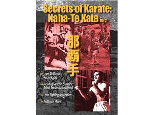 Secrets of Karate #2 Naha Te Katas DVD -VD7632A