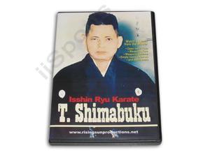 Isshin Ryu Karate T Shimabuku DVD -VD6665A