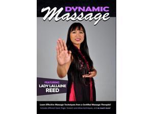 Dynamic Massage DVD Lallaine Reed Korean Martial Arts taekwondo flexibility -VD9345A