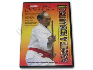 Okinawan Karate & Kobujutsu DVD Odo -VD6842A