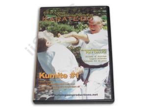 Shotokan Karate-Do Kumite #1 DVD Dalke -VD6240A
