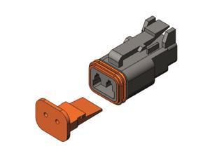 Lenco Deutsch Plug Kit Pack of 5