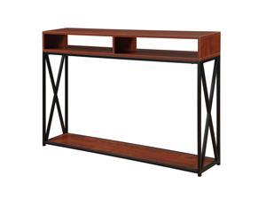 Ergode Tucson Deluxe Console Table with Shelf