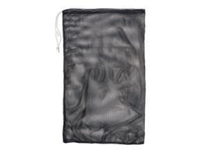 Champion Sports Mesh Equipment Bag Black Size (24 X 36)