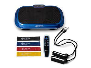 LifePro Waver Vibration Plate Exercise Machine (Blue)