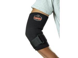 655 S Black Elbow Sleeve w/Strap