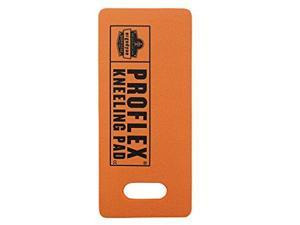 "ProFlex 375 Compact Kneeling Pad, 8"" x 18"", Orange"