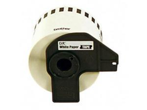 """BROTHER DK2211 TAPE WHITE FILM 1.1"""" X 50', 50' yield"""