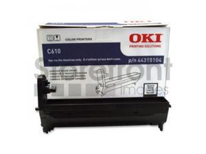 OKIDATA C610N BLACK IMAGE DRUM, 20k yield