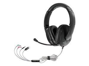 HamiltonBuhl Flex-Phones, Foam Headphones, Green