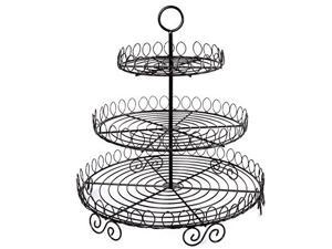 Iron Works 3 Tier Cup Cake Rack