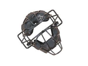 Champion Sports BM2A Extended Throat Guard Adult Catchers Mask, Black
