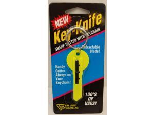 KEY KNIFE CARDED IN DISPLAY BOX