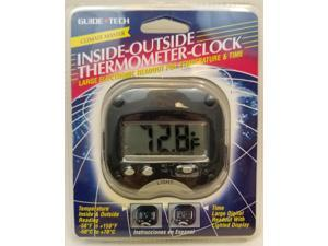CLIMATE MASTER IN/OUTSIDE THERMOMETER