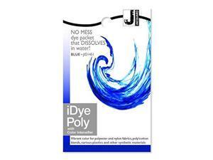 Jacquard 451 iDye Fabric Dye 14 Grams-Blue
