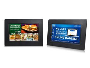 Sungale All-in-One 7 Digital Signage with Cloud Support and LCD Screen CPF1068
