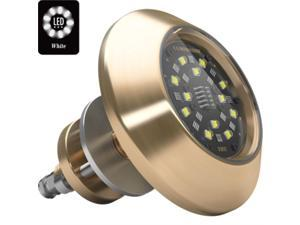 Lumishore 60-0312 Thx203-ff-white, Thru-hull, 5600 Lumen