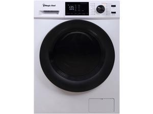 2.7-Cu. Ft. Ventless Washer/Dryer Combo in White