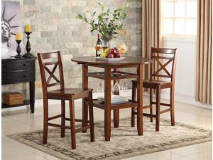 Tartys - Counter Height Table Cherry