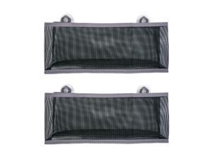 DII Bath Mesh Bag Large Gray (Set of 2)