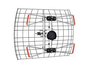 Antennas Direct Element Bowtie DB2e Indoor/Outdoor HDTV Antenna - 45 Mile Range