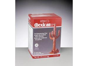 AMERICAN ART CLAY AMA48653D MEXICAN POTTERY CLAY 25LB.