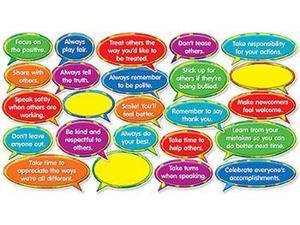 Scholastic Teaching Resources SC-546916 Good Character Quotes Mini Bb Set