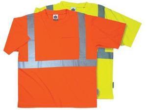 8289 Economy T-Shirt  Lime  Medium