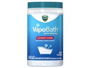 Vicks VapoBath Bath Crystals - 15 oz